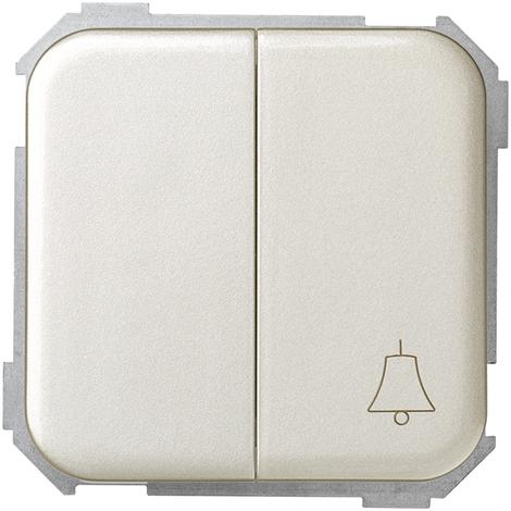 Combinación conmutador + pulsador campana Serie 31 Cava