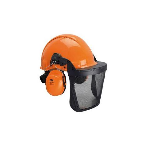 Combinación de protección de cabeza CE FPA de G3000M, H31P3E/5C DG
