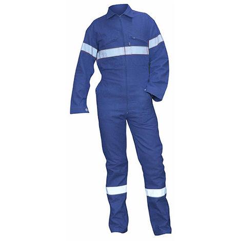 PORTWEST Combinaison de travail Bleu Bugatti Homme 2XL