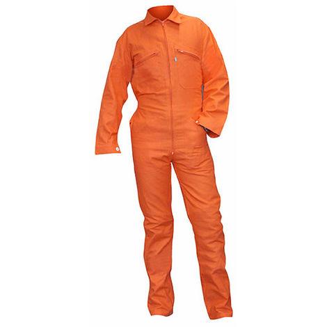 Combinaison 1 zip - EMERAUDE - Orange