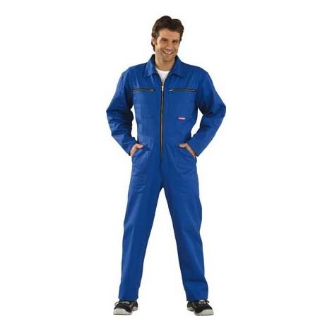 Combinaison 100% BW, 290g/m2,Taille 50, bleu