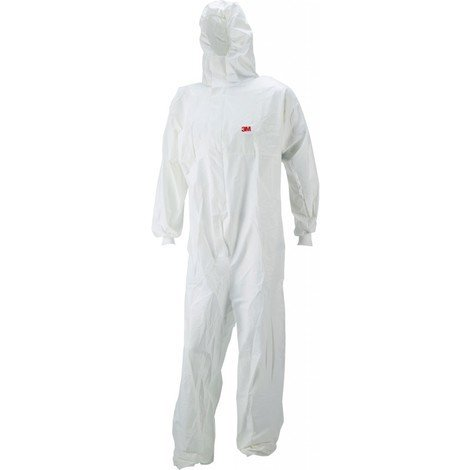 Combinaison de protection 3M - 4540+ Taille 2XL, bleu/blanc
