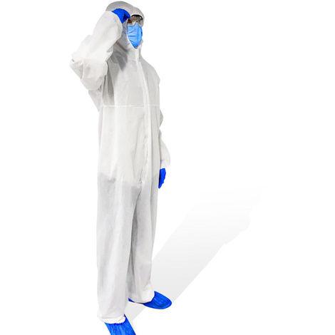 Combinaison De Protection, Combinaison De Protection Respirante, Xl