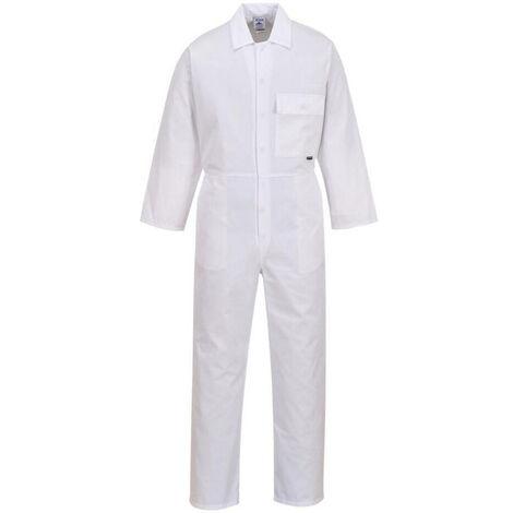 Combinaison de travail Portwest Standard Blanc XXL