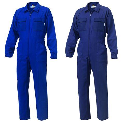 Combinaison de travail Siggi New Extra 14TU0260 Bleu 68