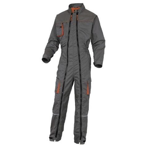 Combinaison Mach 2 coloris gris/orange taille M