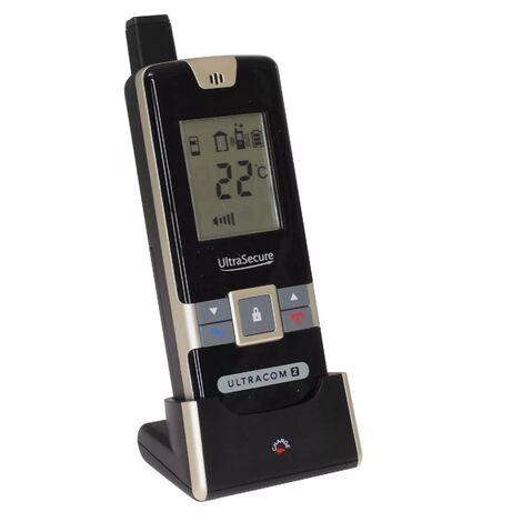 Combiné 600 mètres mobile sans-fil longue portée pour tous les interphones UltraCOM 600