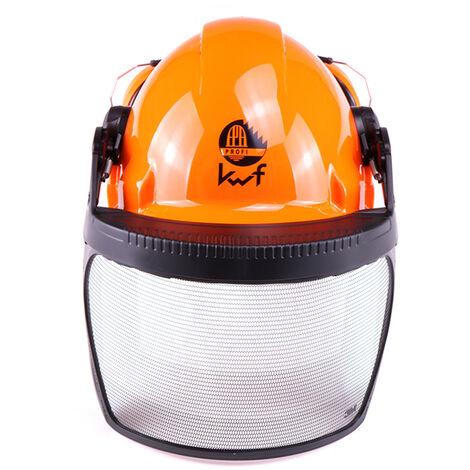 Combiné casque 3M Peltor, avec visière en alliage métallique