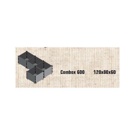 COMBOX HUERTO URB/JARDINERA 600L TERRAZA