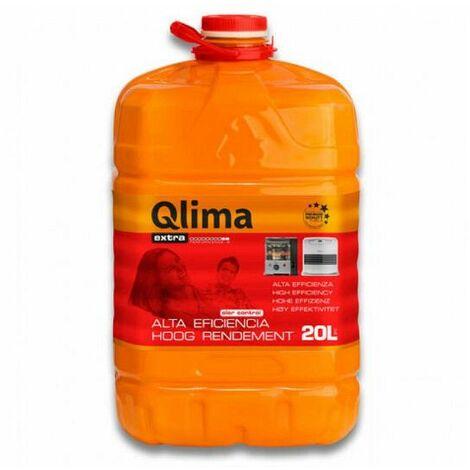 Combustibile liquido inodore universale Zibro Extra by Qlima 20lt per stufe