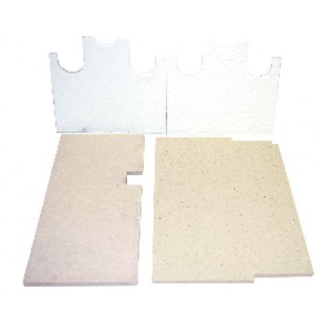 Combustion chamber insulation kit - FERROLI : 39804950