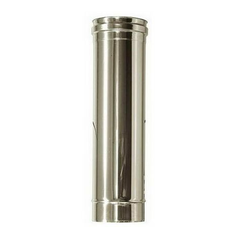 combustion dn 150 mt longueur 05 L 500 carneau en tube d'acier inoxydable 316 INOX