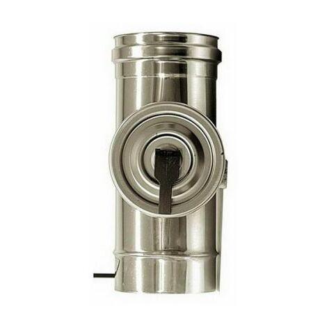 combustion élément dn 180 inspection tube en acier inoxydable de combustion 316 INOX