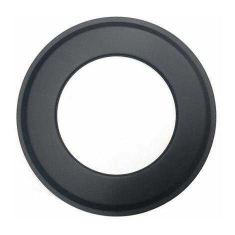 combustion ROSONE peint en noir D. 180 MM. POELE A BOIS PELLET