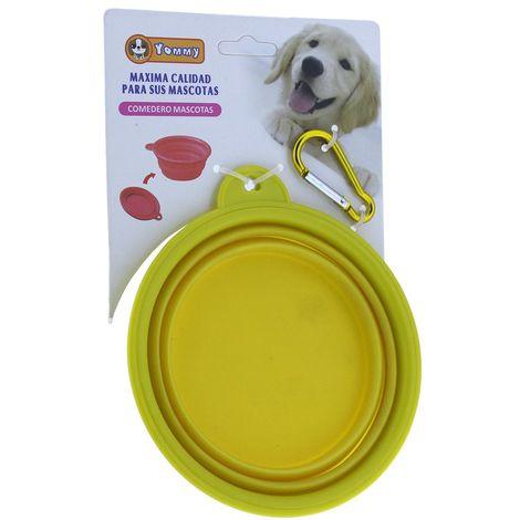 4 colores disponibles Ferplast Marte Cerámica Tazón de fuente del animal doméstico rojo, azul, verde y amarillo