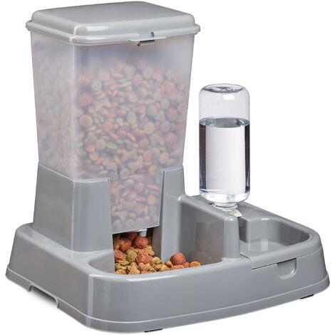 Dispensador de comida para perros
