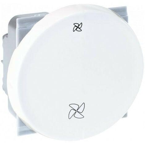 COMETE Cde VMC 2 vitesses blanc (61118)