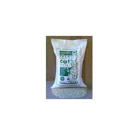 Comfey Cat Litter Woodbase 30LTR - - 534643