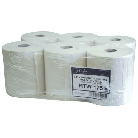 Comfort Towel Roll (Pack Of 6)