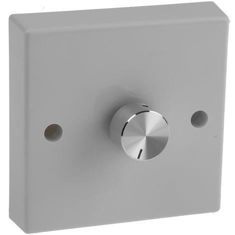 Commande à variation d'intensité Ballast de gradation, montage Mur, 1 → 10 V c.c. 20mm