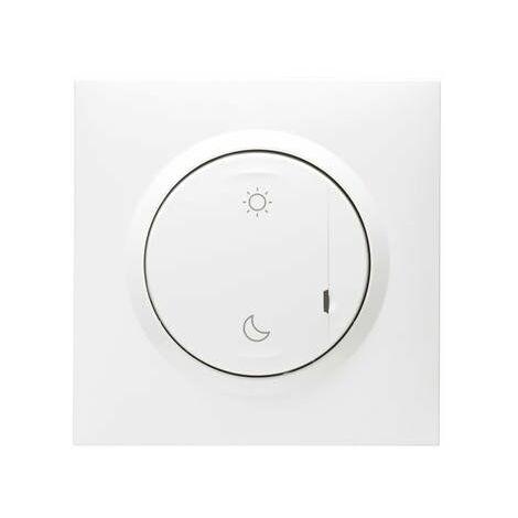 Commande sans fil pour installation connectée - Dooxie with Netatmo - Lever/Coucher - Blanc