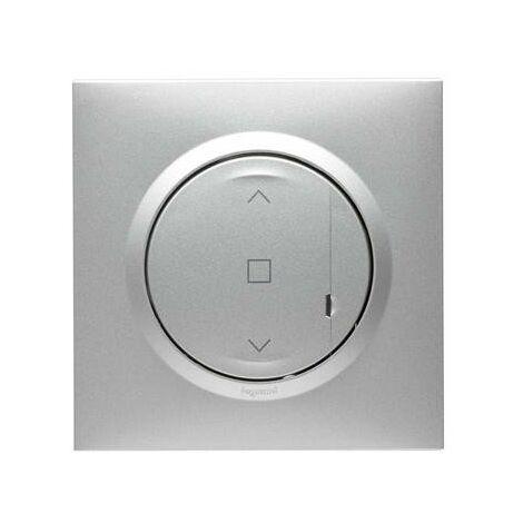 Commande sans fil pour interrupteur de volet roulant connectée - Dooxie with Netatmo - Alu