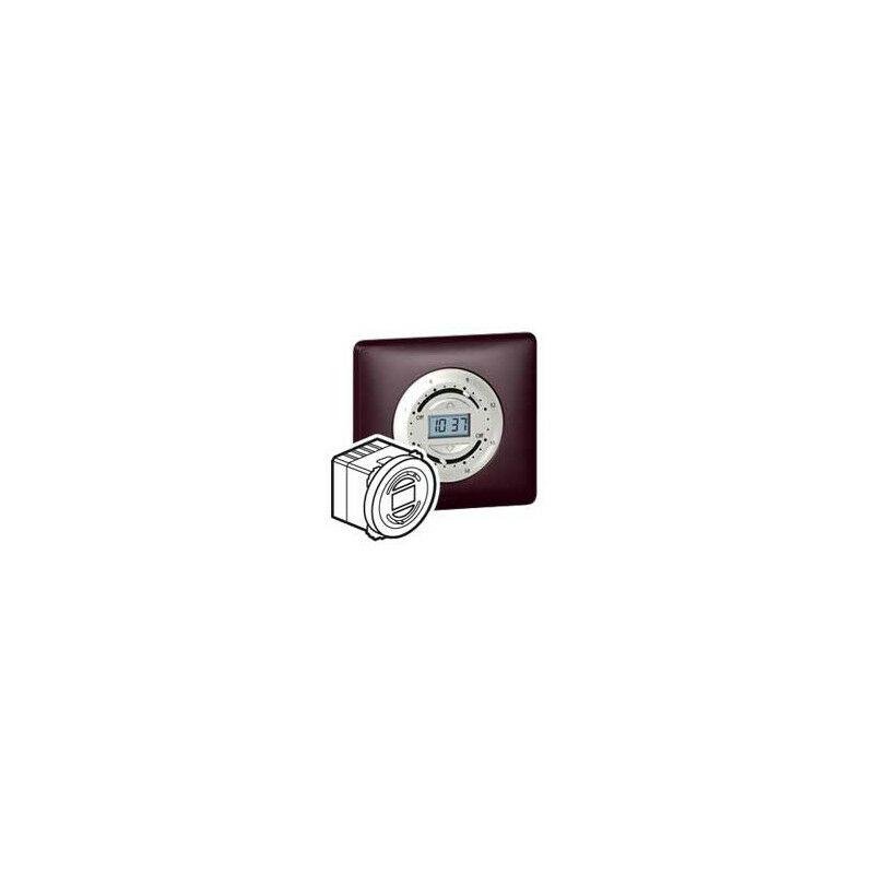 Interrupteur Programmable Volet Roulant.Commande Volet Roulant Programmable Celiane Legrand 067621