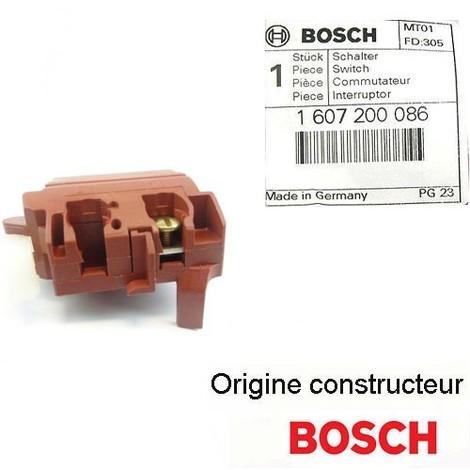 commutateur bosch 1607200086