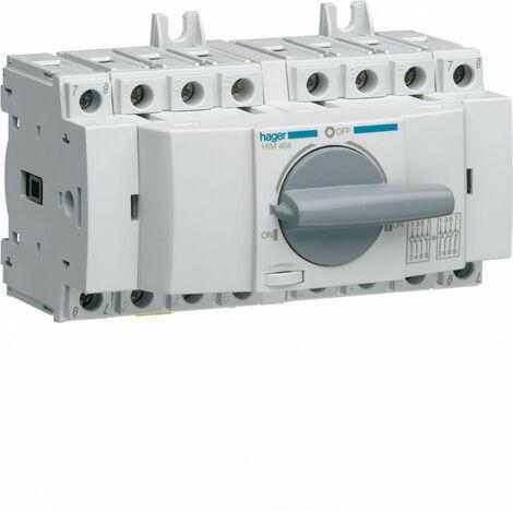 Commutateur modulaire 4P 40A (HIM404)