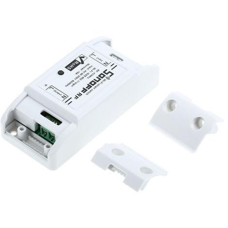 Commutateur Rf Wifi, 10A / 2200W, Controle App