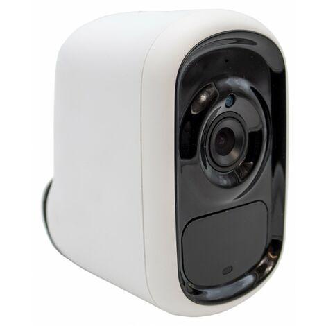 Compact Real Outdoor Dummy CCTV Camera [LRDC-104]