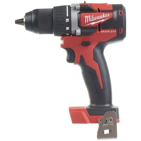 Compact screwdriver drill MILWAUKEE M18 CBLDD-0X - without battery and charger - 4933464555