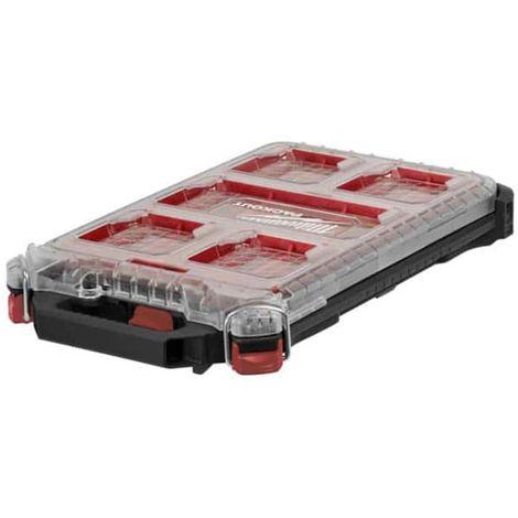 Compact slim organizer MILWAUKEE PACKOUT - 416x64x502 - 4932471065