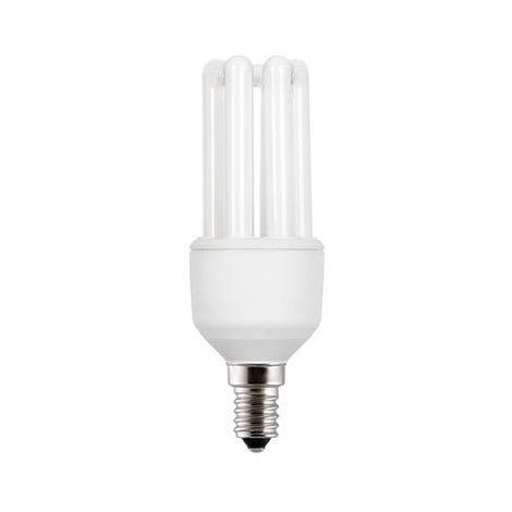 Compacto de la lámpara GE 3-tubo de 11W E14 2700K 71296