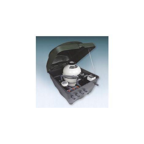 Compacto semi-enterrado Kefren Astralpool Millenium 480 0.7CV Sena - Cod.:33394