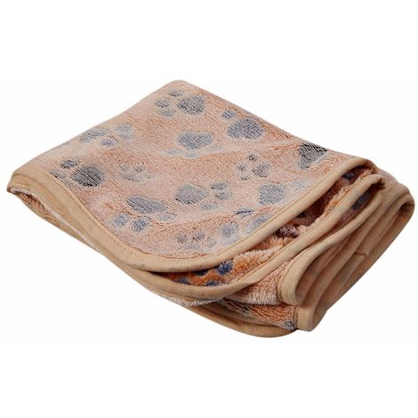 Compagnie Animal Quilt Paws Cute Print