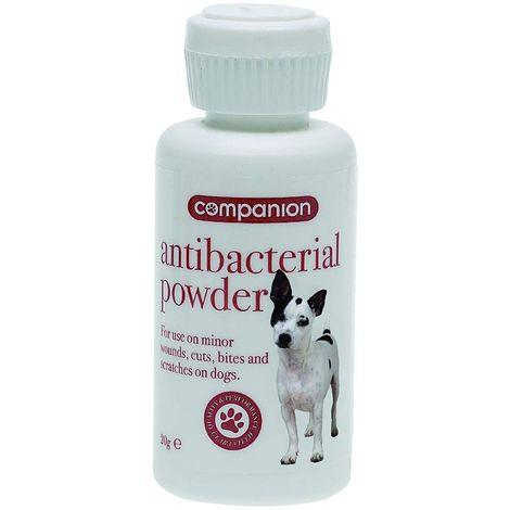 Companion Powder (20g) (White)