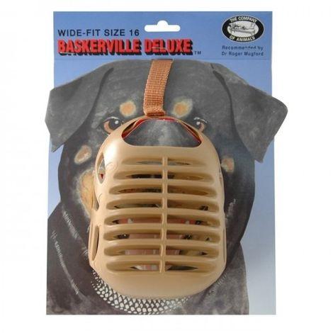 "main image of ""Company Of Animals Baskerville Dog Muzzle"""