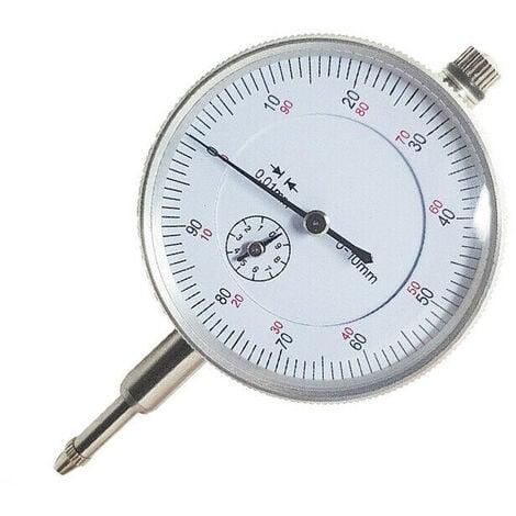 """main image of """"Comparatore centesimale a orologio 0-10mm risoluzione 0,01mm per base magnetica"""""""
