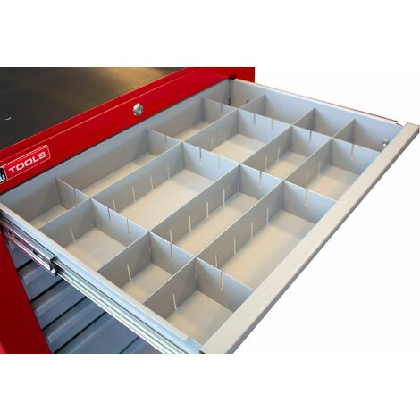 "main image of ""Compartiments pour armoires à tiroirs MW-Tools LVDELK"""