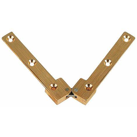 Compas de table - E : 15 mm - D : 30 mm - C : 3 mm - B : 10 mm - a : 80 mm - DUBOIS