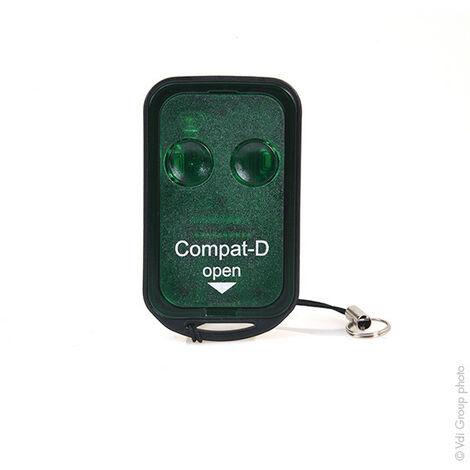 Compat-D - Télécommande universelle / copieuse 433.92Mhz 2Touch - COMPAT-D ; COM