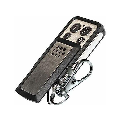 compatible avec TOP432A, TOP434A CAME 433.92MHz Fixed Code Remplacement de la telecommande, Type de clone