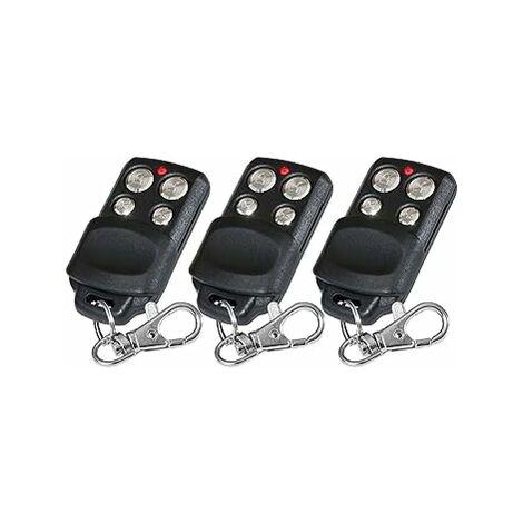 compatible emetteur Replacement la telecommande 433.92MHz 94330E, 94332E Chamberlain