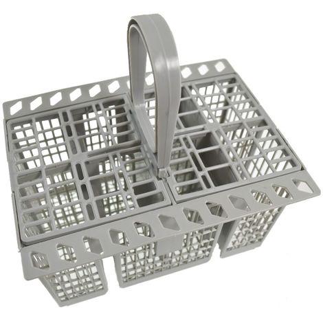 Compatible Indesit Hotpoint FDF, FDL, LBF, LKF, LFT, LFSA Series Grey Cutlery Basket