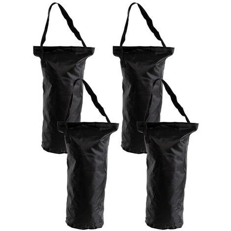 Complementos Carpas Plegables - Pack 4 Bolsas Contrapeso Master