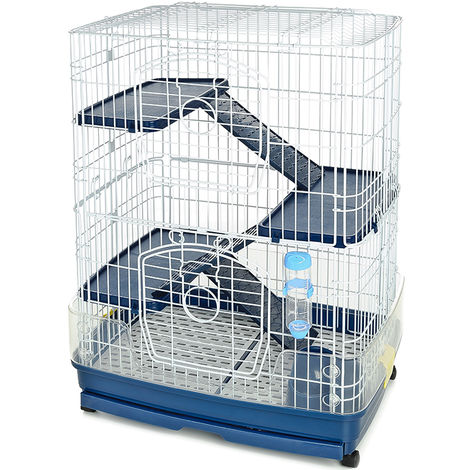 Complete 3-storey rabbit cage in different sizes Ferribiella