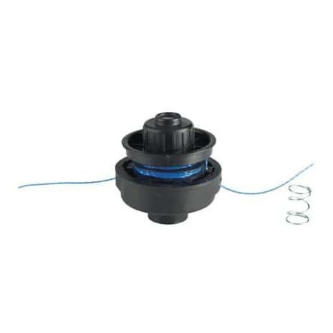 Complete head RYOBI double wire diameter 1.5mm for brushcutters electric RAC121