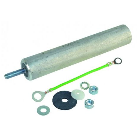 Complete magnesium anode - DIFF for De Dietrich : 89538509