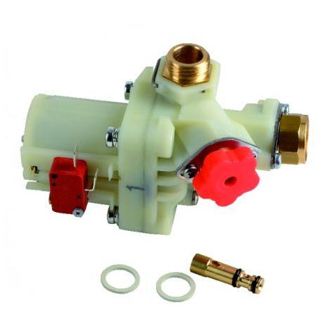 Complete water valve 871 - DE DIETRICH : 97909062